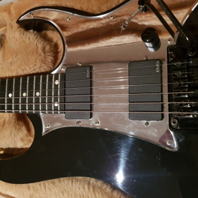 GUITARRA LUTHIER TIPO IBANEZ