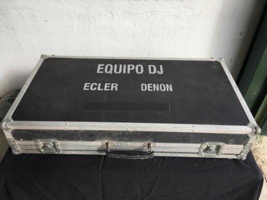 Denon S3000 y mesa  Ecler