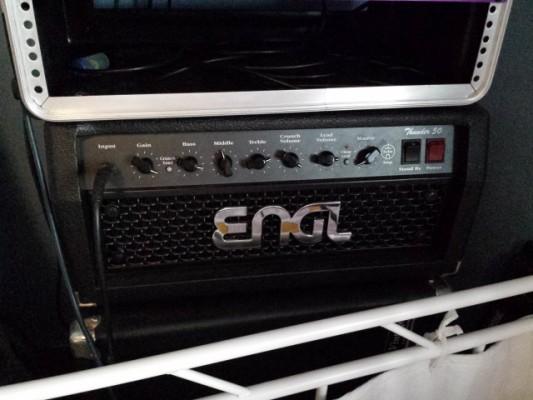 Cabezal ENGL E325 THUNDER 50