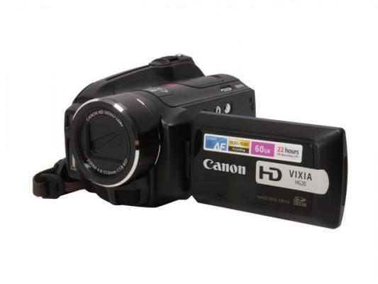 Canon Vixia HG20