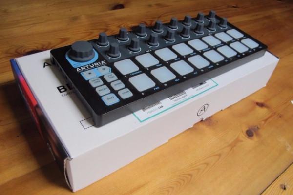 Beatstep Black Edition + Decksaver ( ENVIO INCLUIDO )