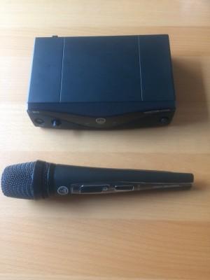 AKG PW45 micrófono inalámbrico de mano