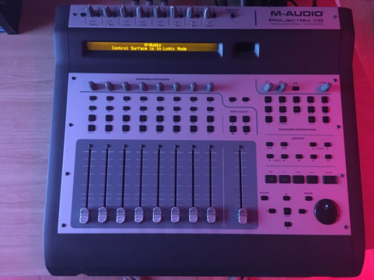 Projectmix M-Audio (Rebajada)
