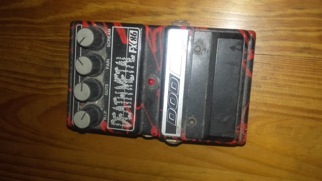 DOD Death Metal pedal