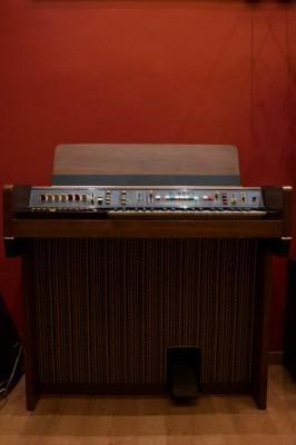 Hammond the Sounder III