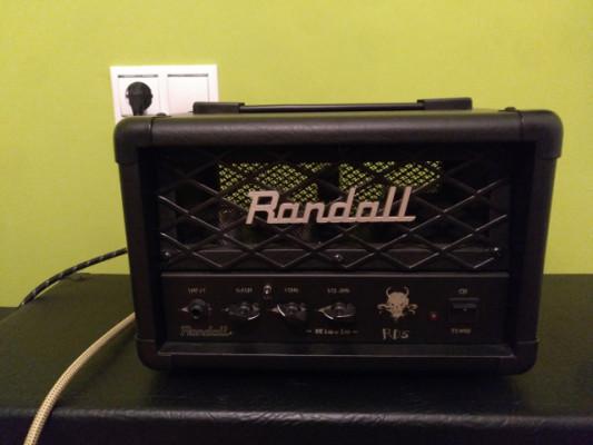 Vendo o cambio Randall Diavlo RD5