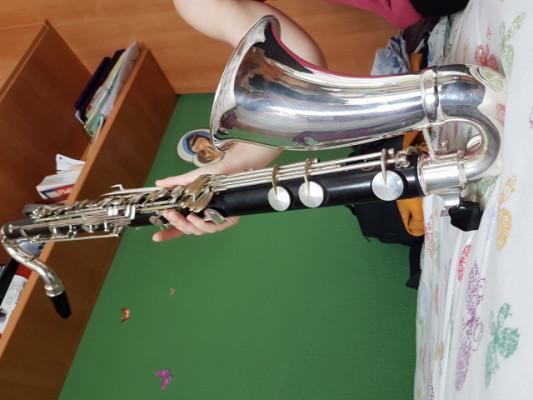 Clarinete bajo sib