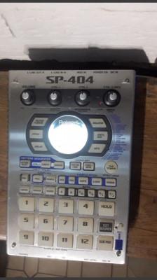 Sampler Roland sp 404