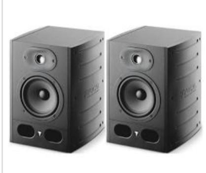 Vendo monitores Focal Alpha 50 NUEVOS