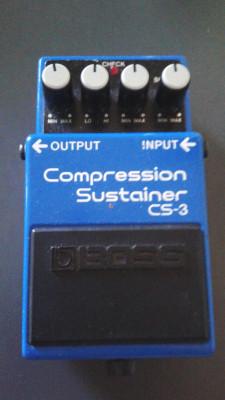 Compresor Sustainer  Boss CS-3