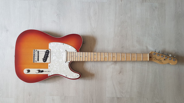 Fender Telecaster American Deluxe usa