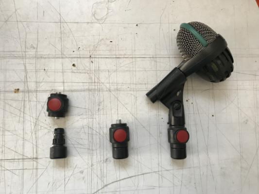 Micrófono sennheiser Accesorios