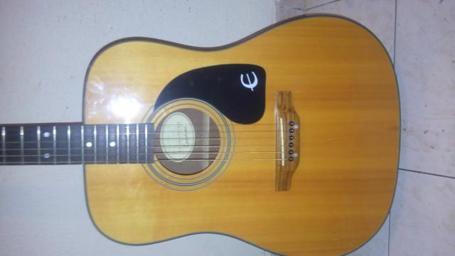 Guitarra acústica pr200