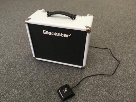 Blackstar HT5R White (combo 5w a válvulas)