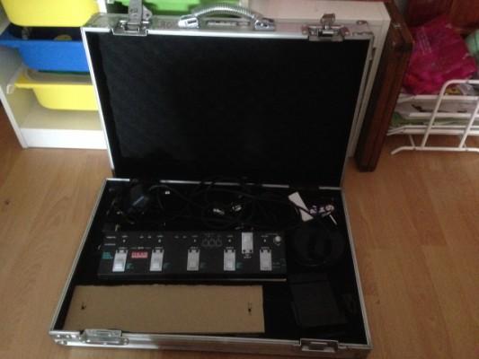 G LAB GSC 1 controlador looper efectos guitarra