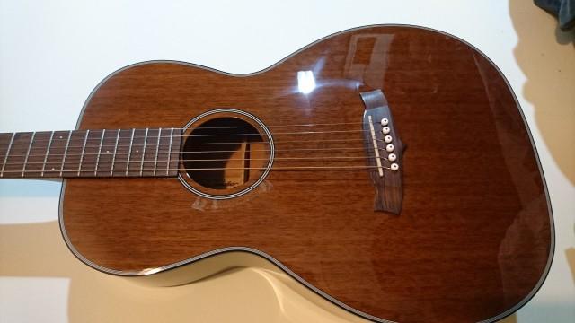 Guitarra acústica Tanglewood parlor