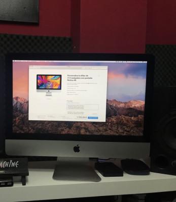 iMac 21,5 retina 4k finales 2017
