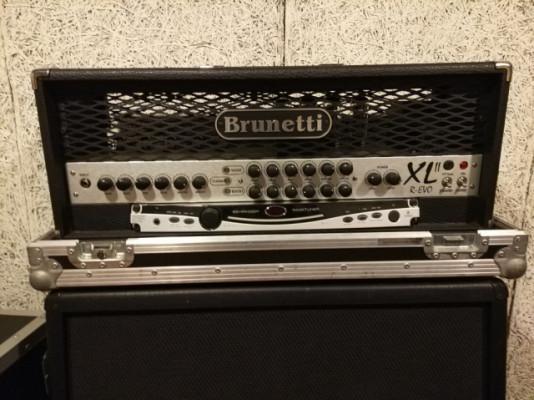 Brunetti R-EVO XL II + flightcase