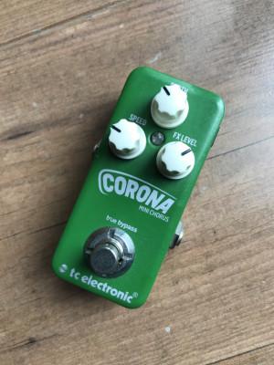 Chorus tc electronic corona mini