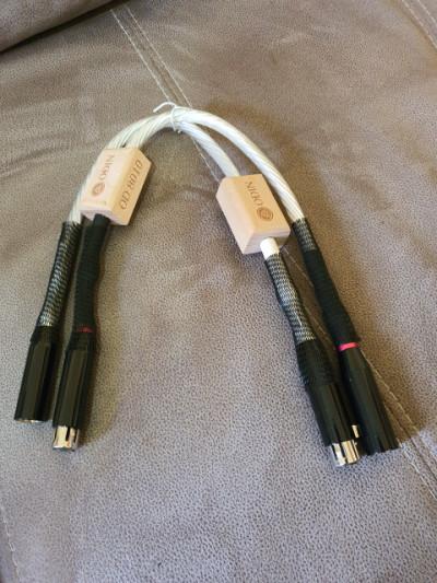 Cable xlr NORDOST odin od 8010