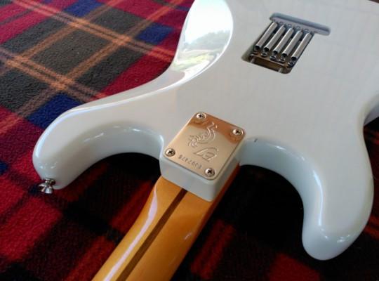 Fender Stratocaster Eric Johnson