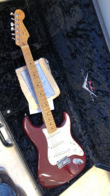 Fender Stratocaster Custom shop RESERVADA