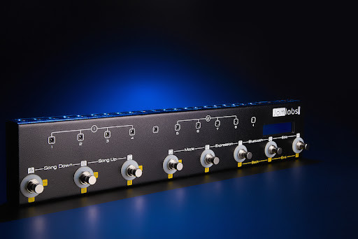 Pedalera Midi controller & Switcher