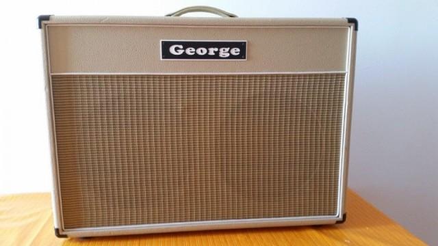 """Amplificador  """"George Tornado Duo"""""""