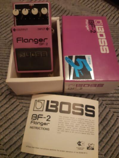 Boss bf-2 flanger(reservado)