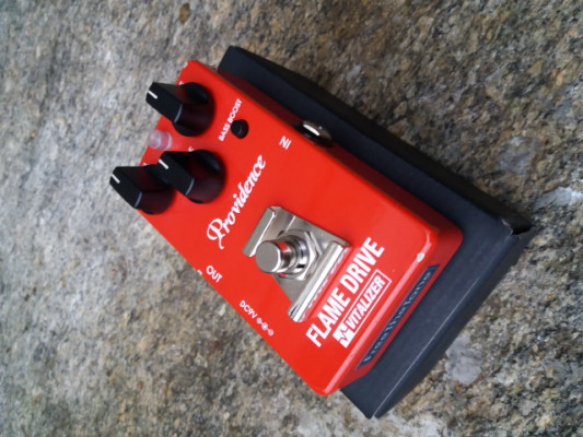 Overdrive de boutique - Providence Flame Drive (Japan) (Cambio)