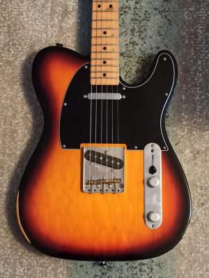 Fender Telecaster standard 1998