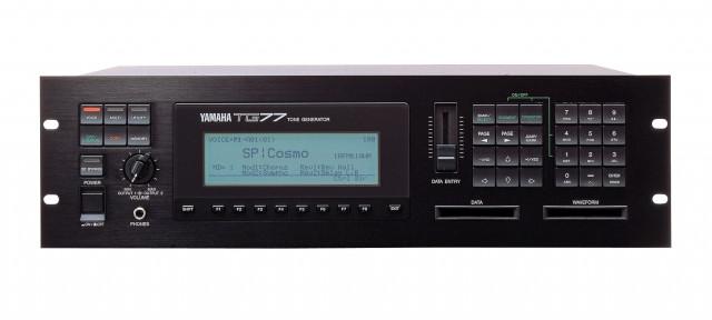 YAMAHA TG77 / TX802