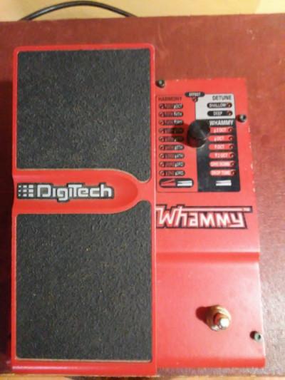 Digitech Whammy 4