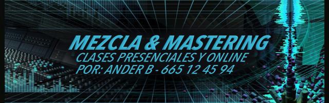 Clases de Mezcla y Mastering