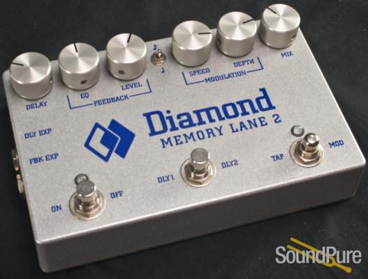 Diamond Memory Lane 2 delay