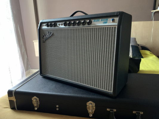 Fender Deluxe Reverb custom '68 RI