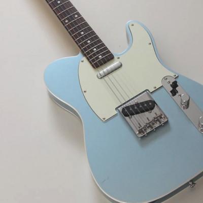 Fender tele custom reissue '62 MIJ ice metallic blue ó CAMBIO POR STRATO