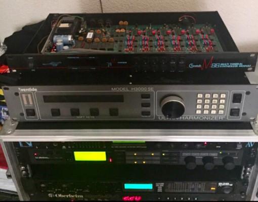 Cheetah MS-6 sintetizador analógico 6 voces multitimbrico CEM3396