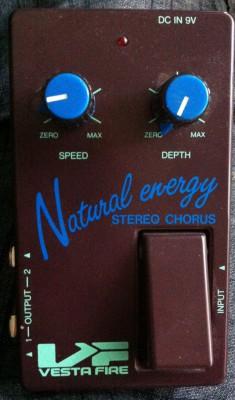 Chorus stereo japan