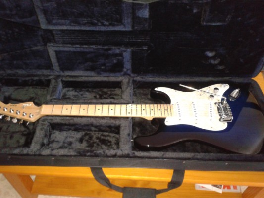 G&L S500 Tribute Serie