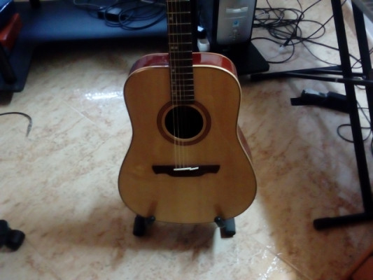 Guitarra acustica Alhambra W1/AB