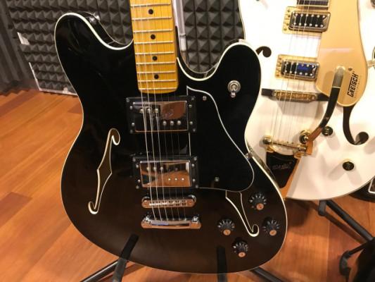 Fender Starcaster+ trémolo+estuche+ envío (Cambio X Duesenberg)