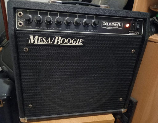 Mesa Boogie Studio 22+