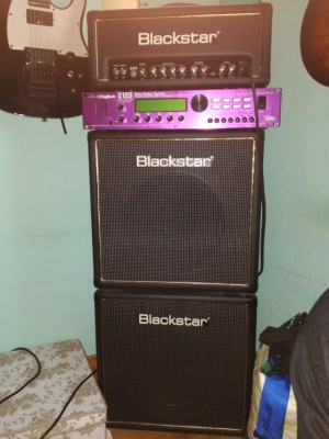 Blackstar ht5r stack completo