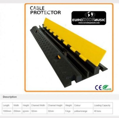 Cable Protector 2 WAY