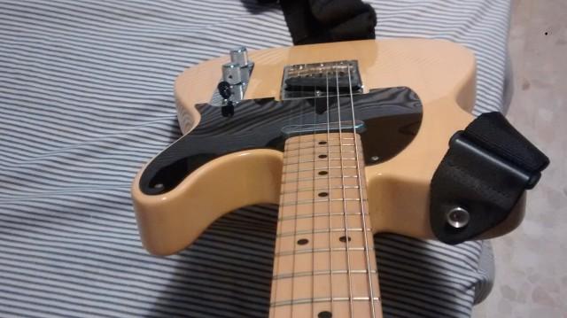 Fender Telecaster Baja Blonde