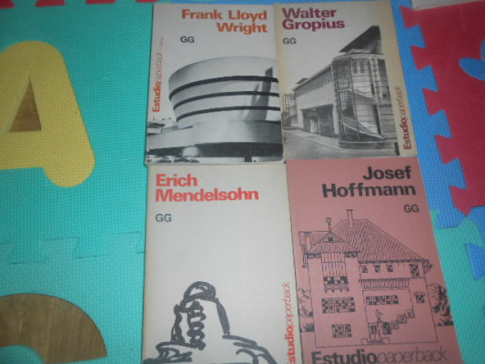 los cuatro mejores arquitectos