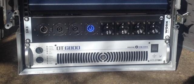 ECLER DT6800