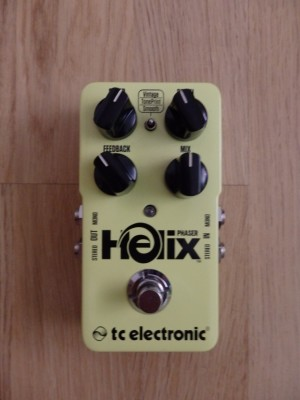 o Vendo (75€) TC Electronic Helix Phaser