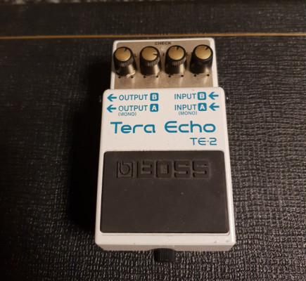 Boss TE-2 Tera Echo (delay) REBAJADO!